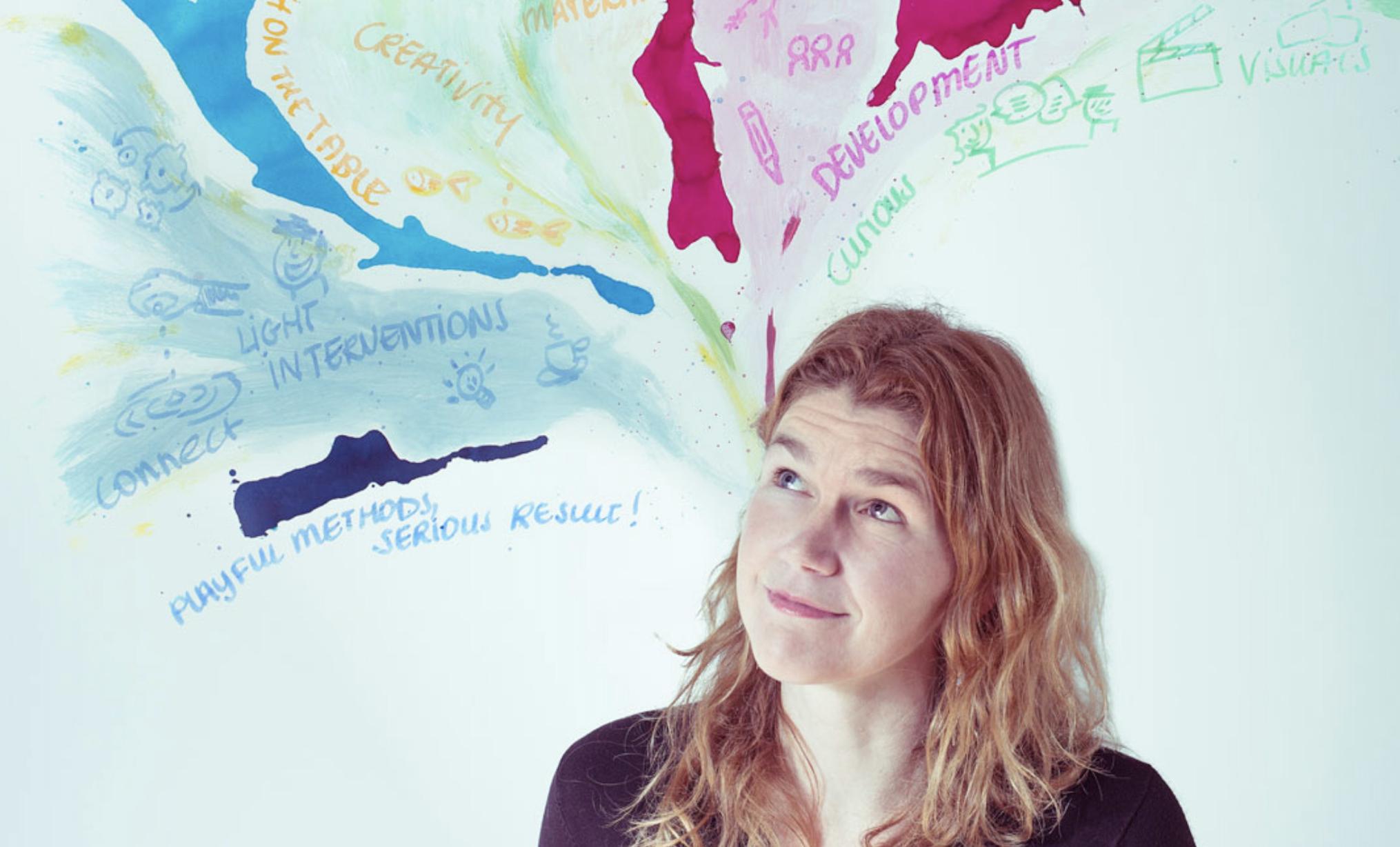 Ingrid Nouwens produceert online geluks event