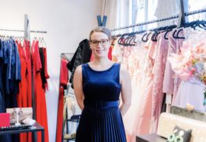 Velvet Dream Dresses is een initiatief van Fleur van Hooren
